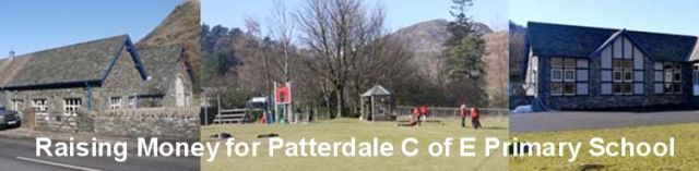 Raising Money for Patterdale School