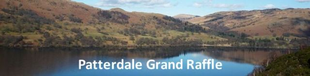 Patterdale Grand Raffle