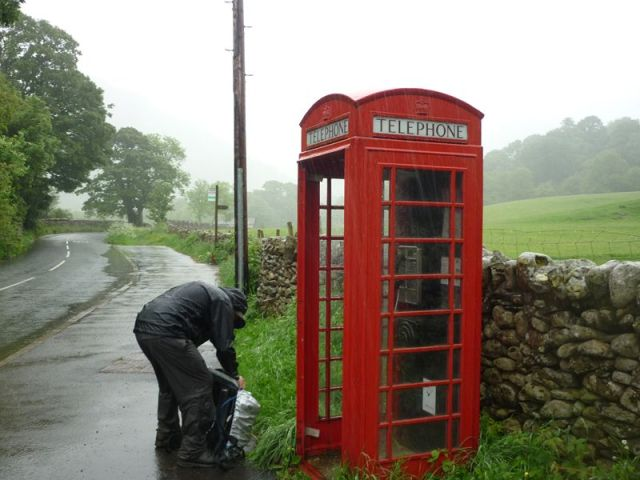 Luke Phone Box