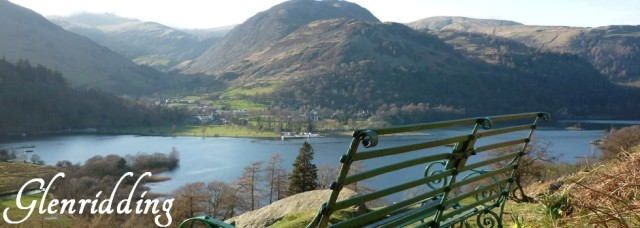 The best placed bench in the Lake District?