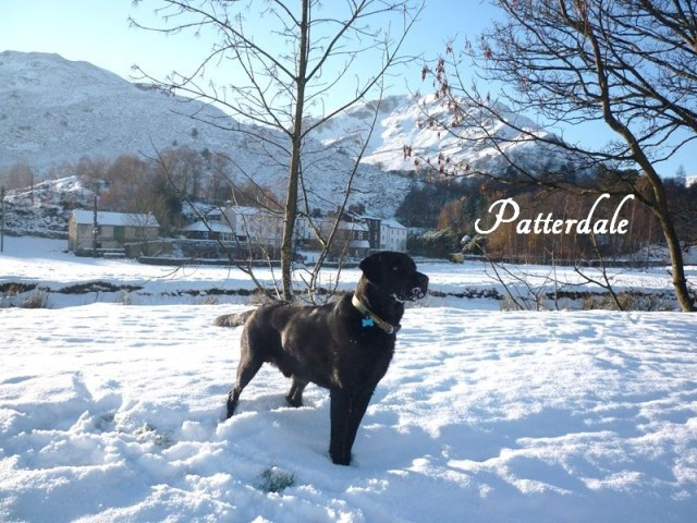 Snow in Patterdale