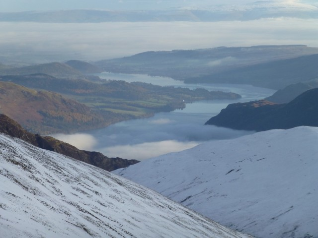 Looking towards Ullswater