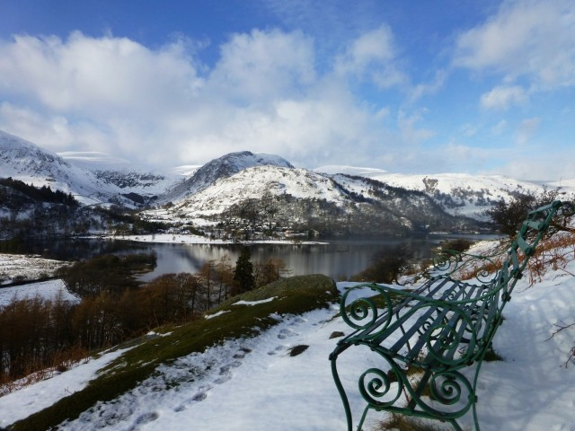 The Best Bench in the Lake District