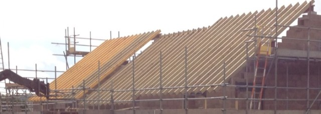 Roof Joinery in Cumbria