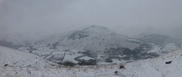 View from Boredale