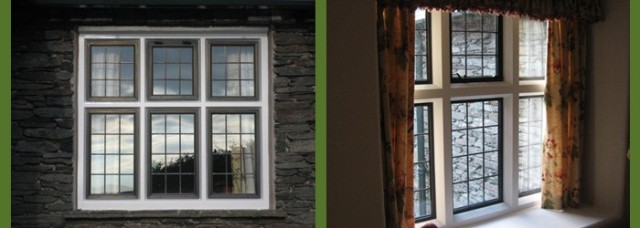 Wooden Windows in Cumbria