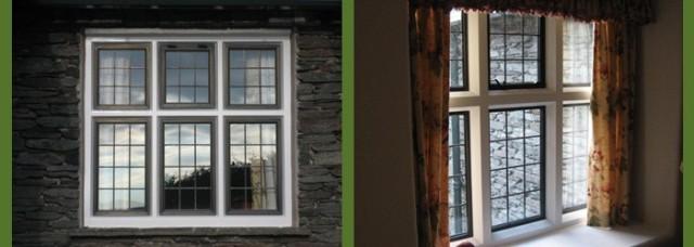Wooden Windows in Cumbria