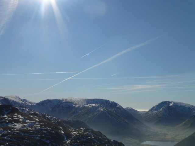 Dogfights over Brotherswater
