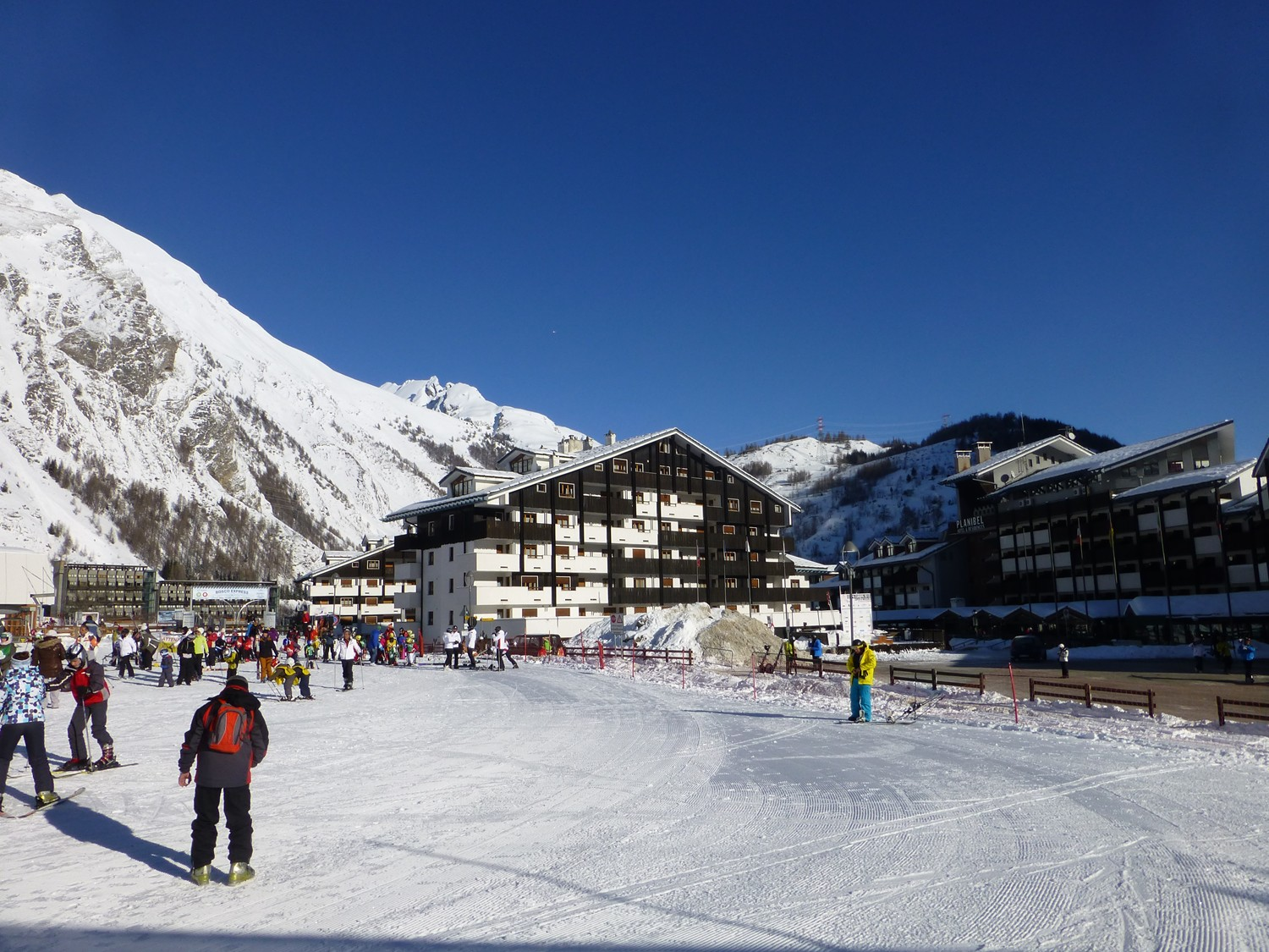 La Thuile Italy  city photo : Skiing in La Thuile Italy | Helvellyn's Blog