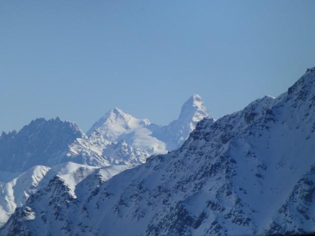 Towards the Matterhorn