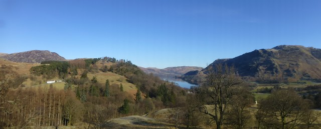 Ullswater from St Sunday
