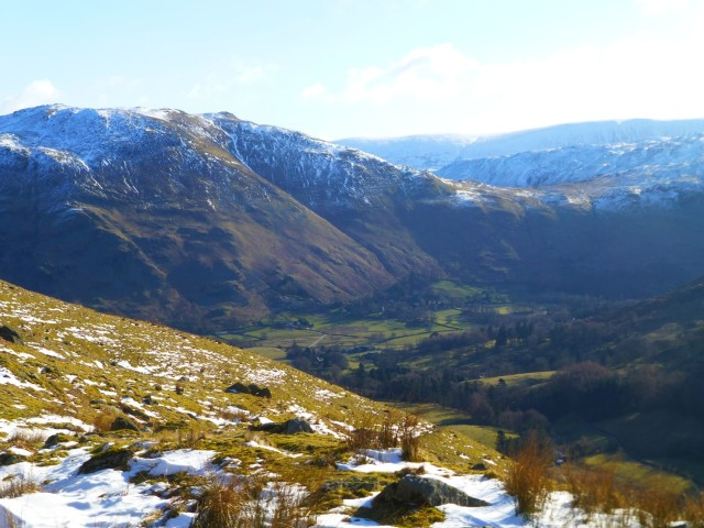 Place Fell and Patterdale