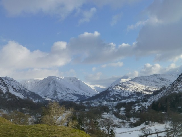 View Towards Kirkstone