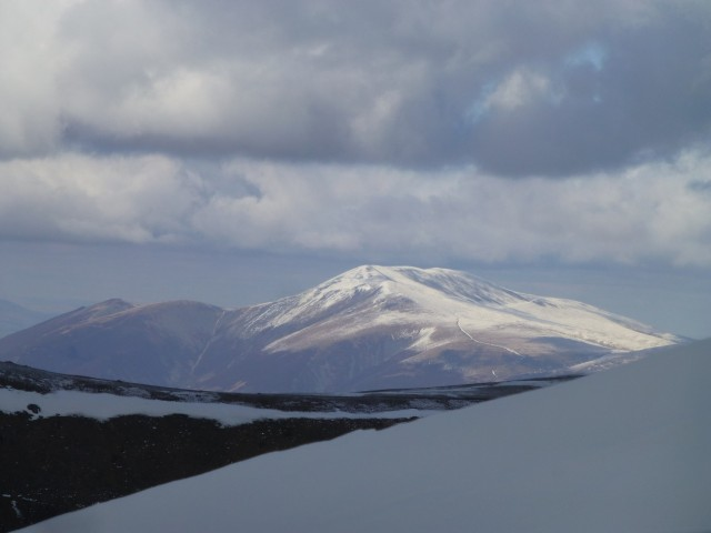 Skiddaw from Catstycam