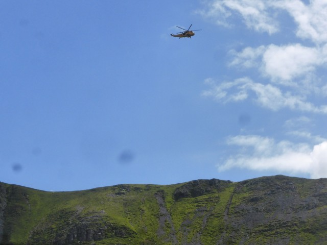 Air Sea Rescue Over St Sunday