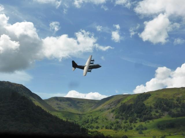 Hercules over Glencoyne